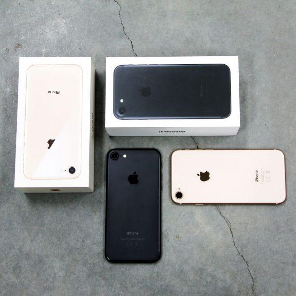 gebrauchte Apple iPhones als Alternative