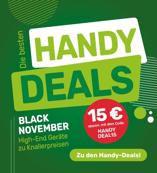 Banner Handy Deals smallbug.de nachhaltig gebrauchte Handys kaufen